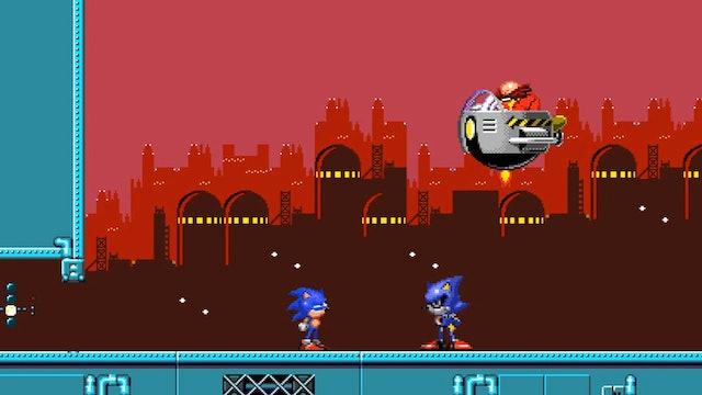 Meet Metal Sonic