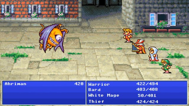 Final Fantasy Cover Bard