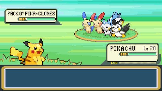 Pikachu Has Too Many Knockoffs