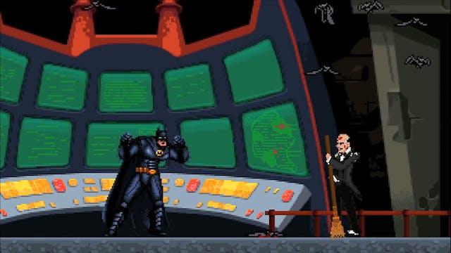 The Problem with Batman's Bats