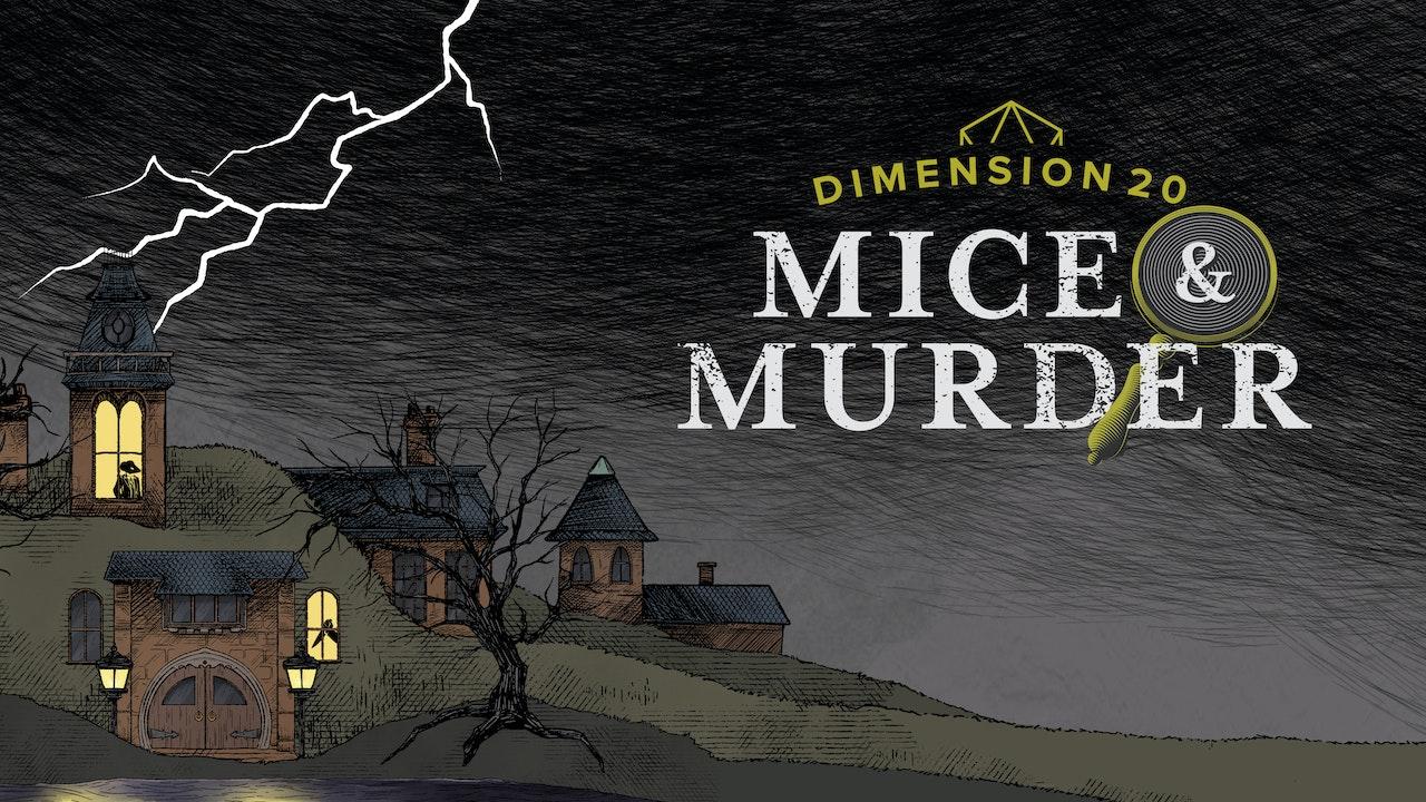 Mice & Murder