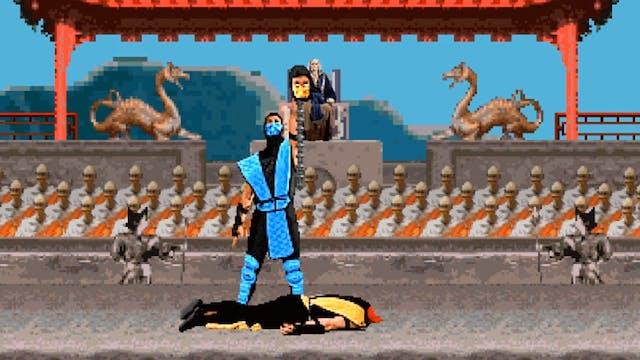 Mortal Kombat After Fatality