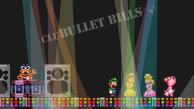 Super Mario Pick-Up Artist