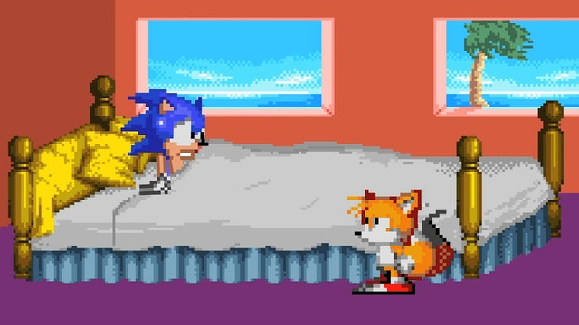 If Nintendo Owned Sonic