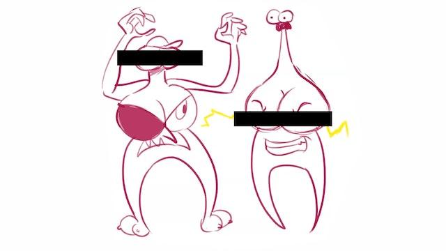 Morning Drawfee - Boobs Vs Boobs