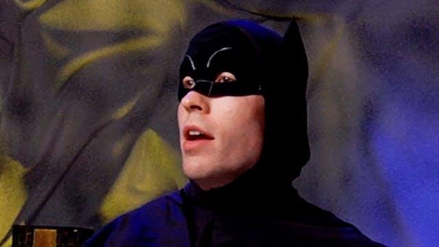 The Dark Knight: 1960s Version