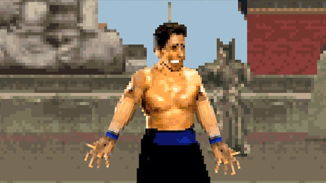 Johnny Cage Is Having Second Thoughts