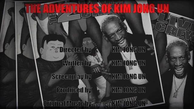 Kim Jong Un and Dennis Rodman Recreat...