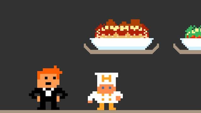 BurgerTime Chef Gets a New Job