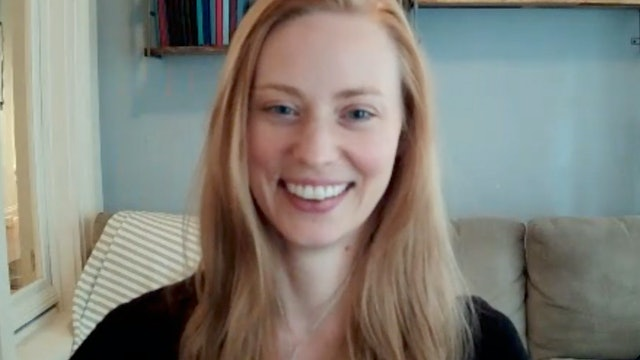 The Story of Now (with Deborah Ann Woll)