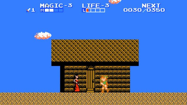 Zelda II Sex Scene