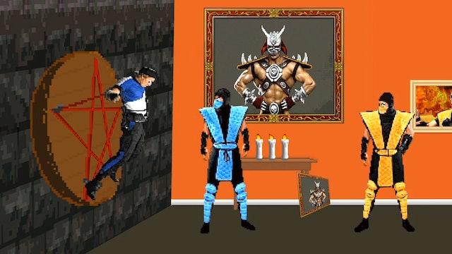 A Mortal Kombat Khristmas