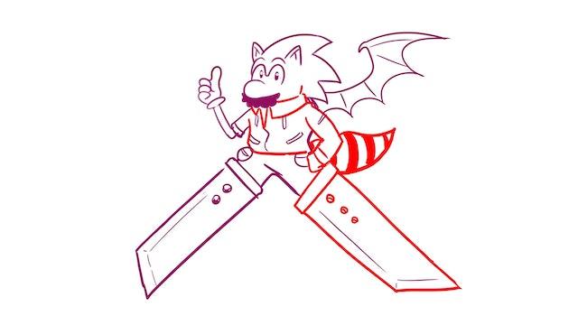 Drawfee Break - Ultimate Video Game Character
