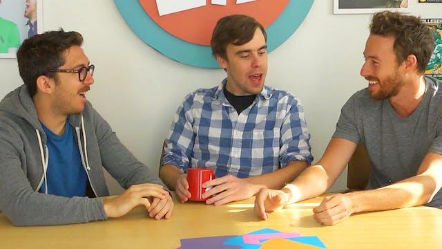 Jake and Amir, Plus Penis-Shaped Nipples