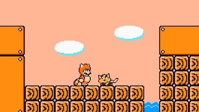 Mario Is a Furry