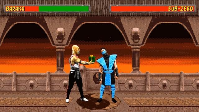 Mortal Kombat Friendship