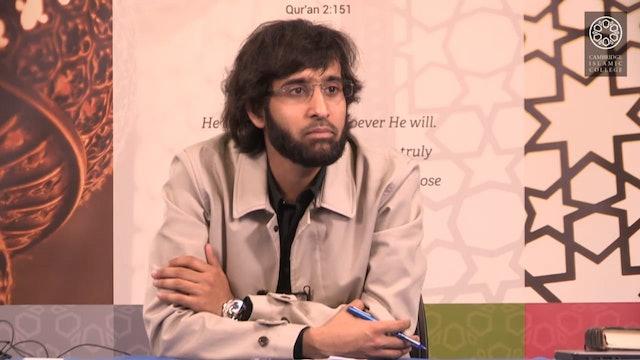 Surah Yusuf_Dr Tareq Moqbel_Class10_Part2