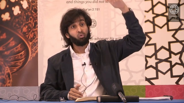 Surah Yusuf_Dr Tareq Moqbel_Class07