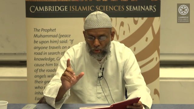 Raising Muslim Child-Part2