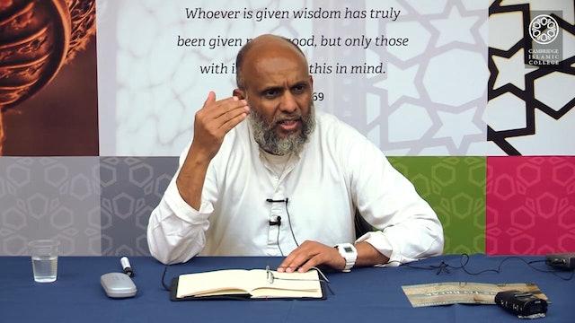 Sahih Al Bukhari Day1 Part4