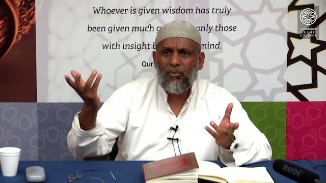 Kitab al-Risāla fī Uṣūl al-Fiqh_Day1_Part3B