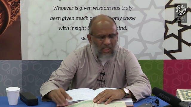 Tafsir Surah Baqarah 6.4