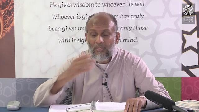 Surah Kahf Day3 Part2