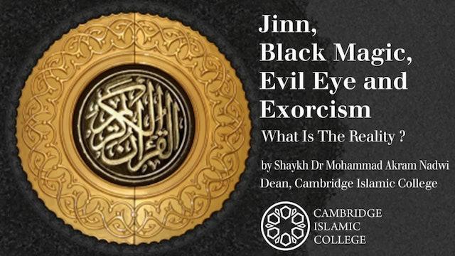 Jinn Black Magic Evil Eye Part1