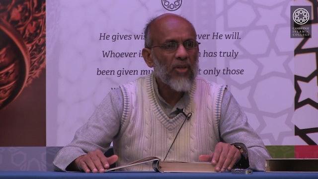 Surah Al Imran Class 4.1