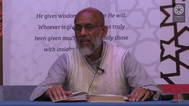 Surah Al Imran Class 5.2