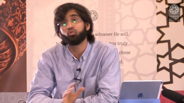 Surah Yusuf Dr Tareq Moqbel Class02