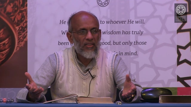 Surah Al Imran Class 4.4