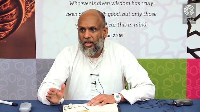 Sahih Al Bukhari Day2 Part2