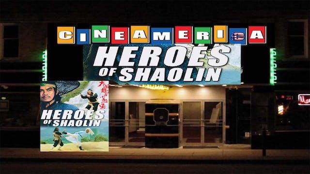 Heroes of Shaolin (1977)