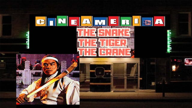 The Snake,the Tiger and the Crane (1980)