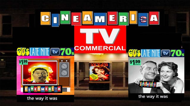 CineAmerica Channel TV Spot :30sec