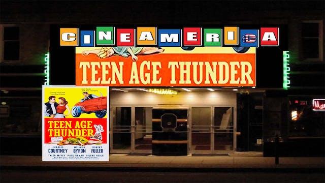 Teenage Thunder (1957)