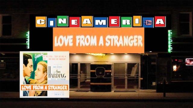 Love From A Stranger (1947)