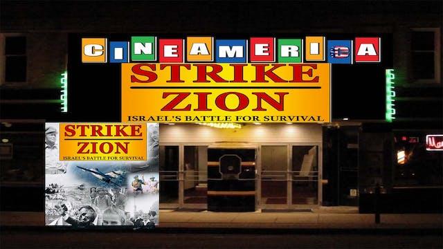 """Strike Zion"" Israel's Battle For Survival (1967)"