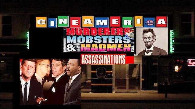 Murderers,Mobsters & Madmen: Assassinations (1992)
