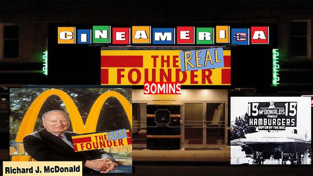 The Real Founder (of McDonalds) 2019