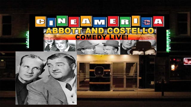 """Abbott and Costello """"Comedy Live!"""" (1952,1953)"""
