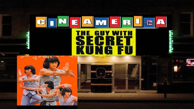 The Guy with The Secret Kung Fu (1981)