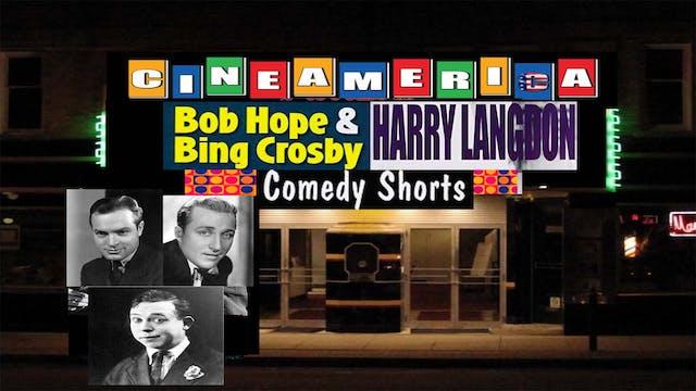 Bob Hope,Bing Crosby,Harry Langdon Comedy Shorts! (1934)
