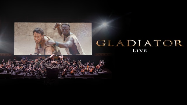 Gladiator Live - Trailer