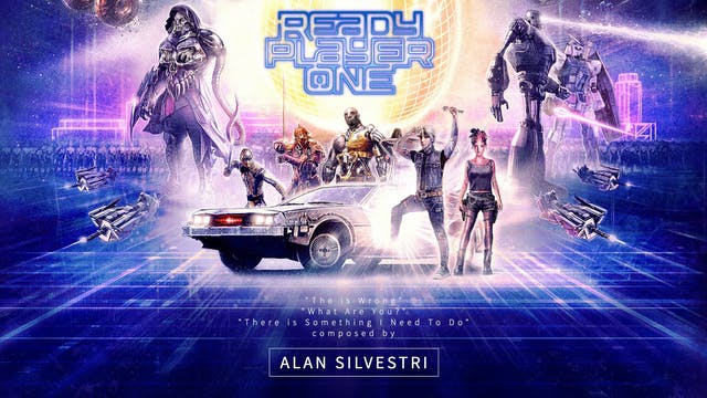 Ep. 98 - Alan Silvestri's 'Ready Play...