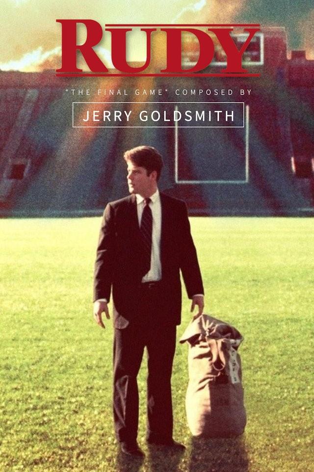 Ep. 63 - Jerry Goldsmith's 'Rudy'