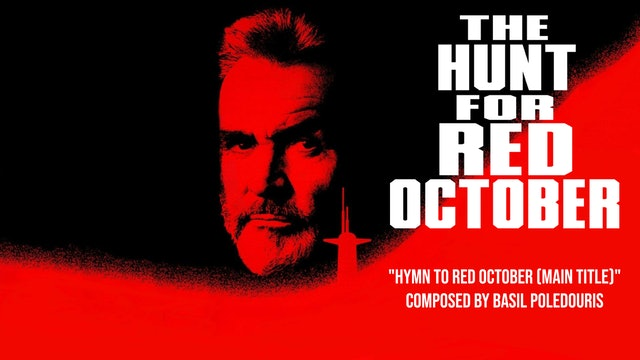 Ep. 65 - Basil Poledouris' 'The Hunt for Red October'