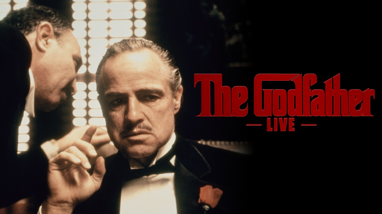The Godfather Live (Trailer + Extras)