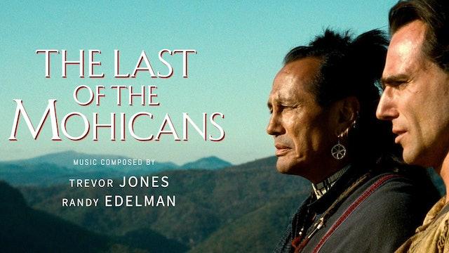 Ep. 85 - Trevor Jones & Randy Edelman's 'The Last of the Mohicans'